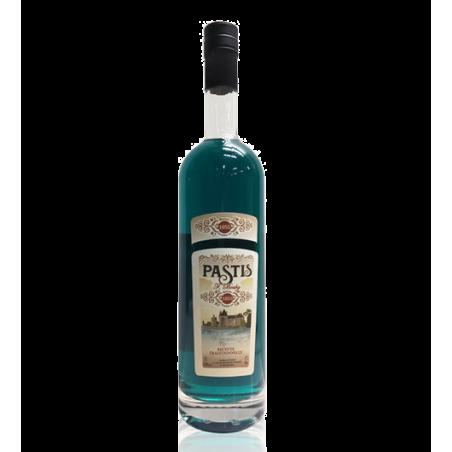 Pastis Bleu Maison Jacoulot  70cl - 45%vol