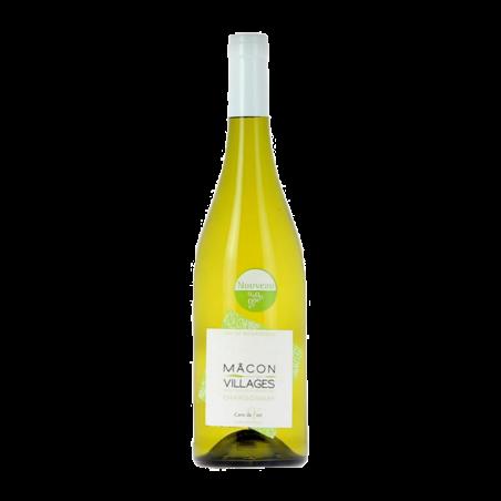 Vin Blanc Macon Village Nouveau 2020 Chardonnay