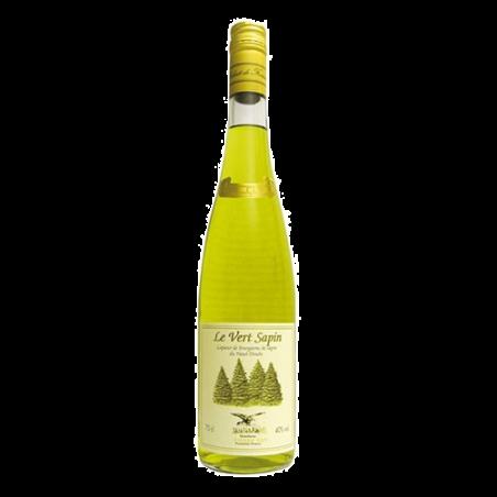 Liqueur Le Vert Sapin 40° 50cl Pontarlier