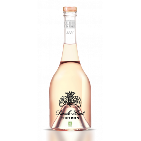 Puech-Haut Theyron rosé Bio IGP Pays d'Oc 2020