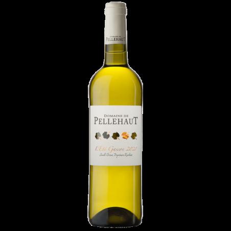 Vin Blanc L'Été Gascon 75cl Le Petit Pellehaut