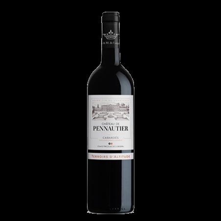 Vin Rouge Château Pennautier Cabardes 2015 Fût AOP 75cl